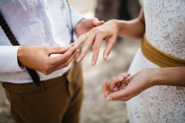 Reportage photographe de mariage sur la plage La Saline Réunion 974