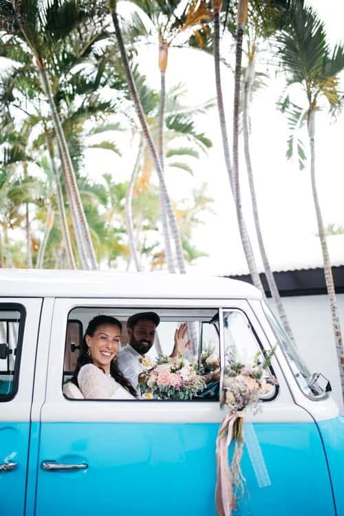 Reportage mariage à la Réunion